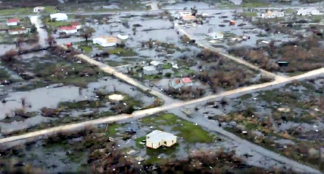 Barbuda Devastation